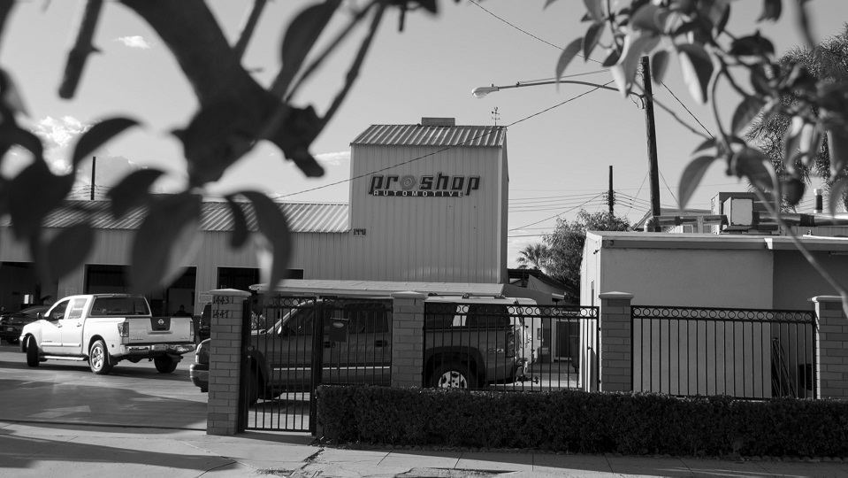 Auto Repair Shop - Colton, CA